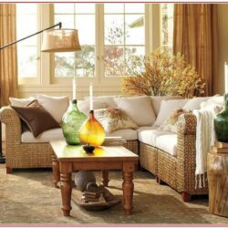 Living Room Nature Decoration