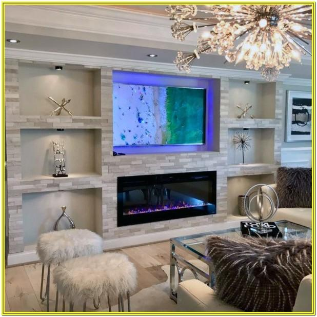 Living Room Niche Decor Ideas