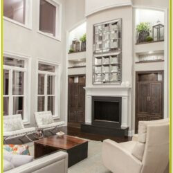 Living Room Niche Design Ideas