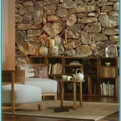 Living Room Pebbles For Interior Decoration 1