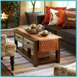 Living Room Pier One Decor 1