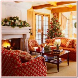 Living Room Pinterest Living Room Xmas Decoration