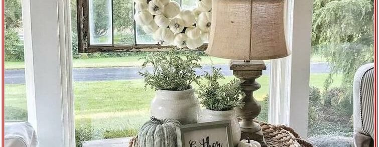 Living Room Rustic Farmhouse Decor Images