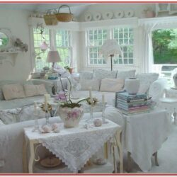 Living Room Shabby Chic Decor