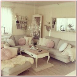 Living Room Shabby Chic Decor Ideas