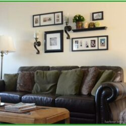 Living Room Sofa Wall Decor