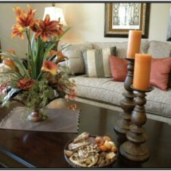 Living Room Table Centerpieces Ideas