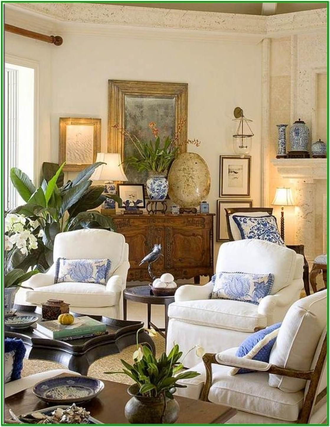 Living Room Traditional Home Decor