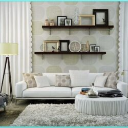 Living Room Urban Home Decor