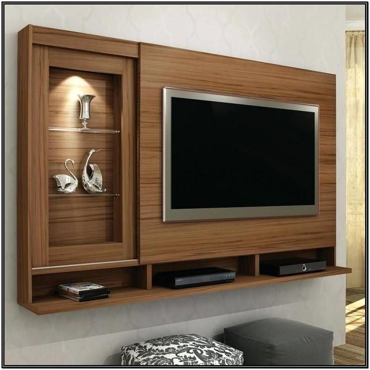 Living Room Wall Cabinet Design Ideas