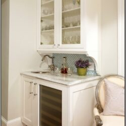 Living Room Wet Bar Ideas