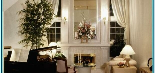 Living Room With Piano Decorating Ideas