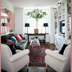 Long Narrow Living Room Decorating Advice