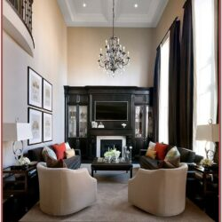 Long Narrow Living Room Decorating Ideas 1