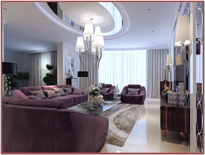 luxury contemporary living room decor