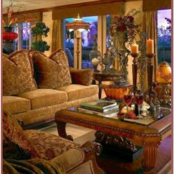 Luxury Living Room Wall Decor