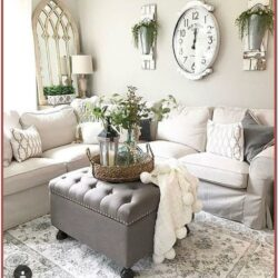 Magnolia Living Room Decor Ideas