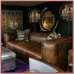 Man Cave Living Room Decor