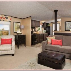Mobile Home Living Room Decor