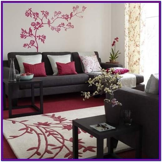 Modern Asian Living Room Decor