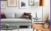 Modern Boheminian Living Room Decor