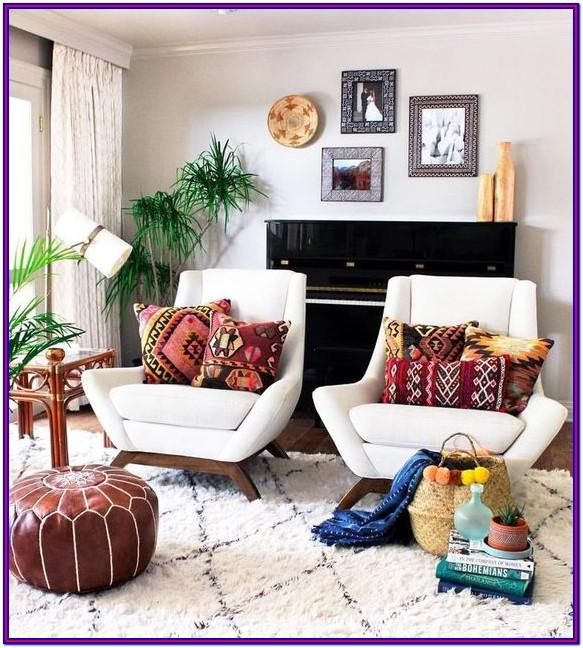 Modern Boho Living Room Decor