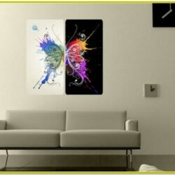 Modern Living Room Modern Wall Decoration Ideas