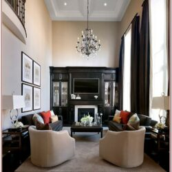 Narrow Living Room Decor Ideas