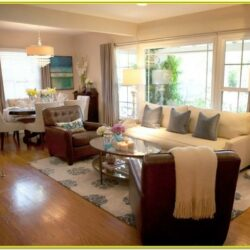 Narrow Rectangle Living Room Ideas