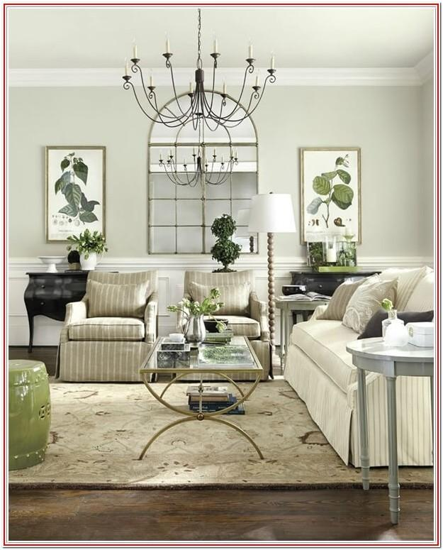 Nature Inspired Living Room Decor