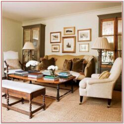 Neutral Natural Living Room Decor