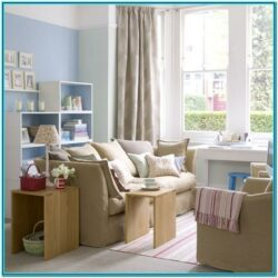 Pastel Living Room Decor
