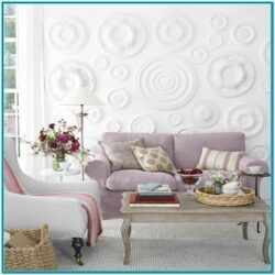 Pastel Living Room Decorations 1