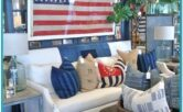 Patriotic Living Room Decor