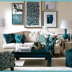 Peacock Decorating Ideas For Living Room 1