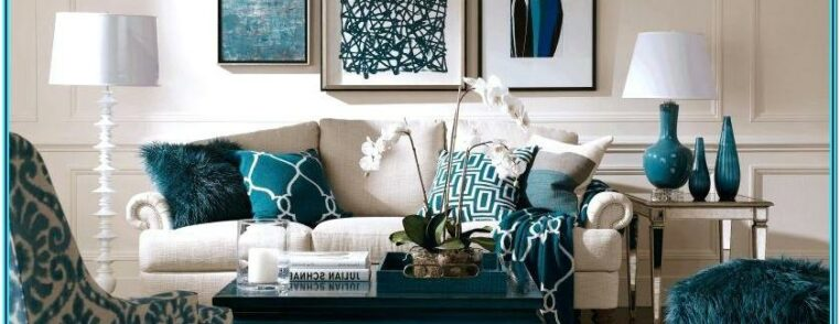 Peacock Decorating Ideas For Living Room