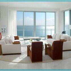 Penthouse Living Room Decoration 1