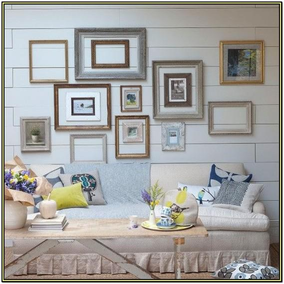 Picture Frame Living Room Decor