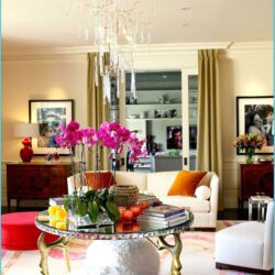 Picture Of A Decorated Living Room Scaled
