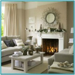 Pictures Of Country Decorated Living Rooms 1
