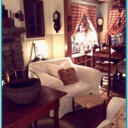 Pictures Of Primitive Decorated Living Rooms 1