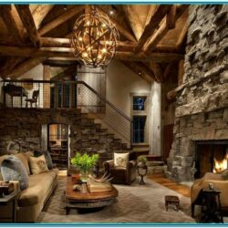 Pictures Of Rustic Decorated Living Rooms 1
