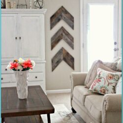 Pinterest Living Room Diy Wall Decor Ideas 1