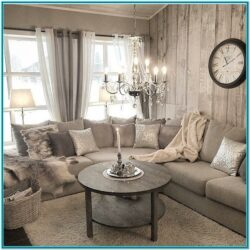 Pinterest Rustic Living Room Decor Ideas 1