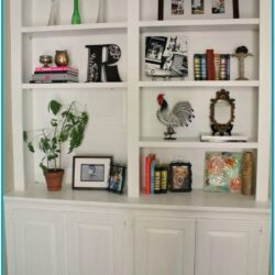 Pinterest Small Living Room Decor With Bookshelves 1