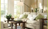 Pottery Barn Living Room Design Ideas