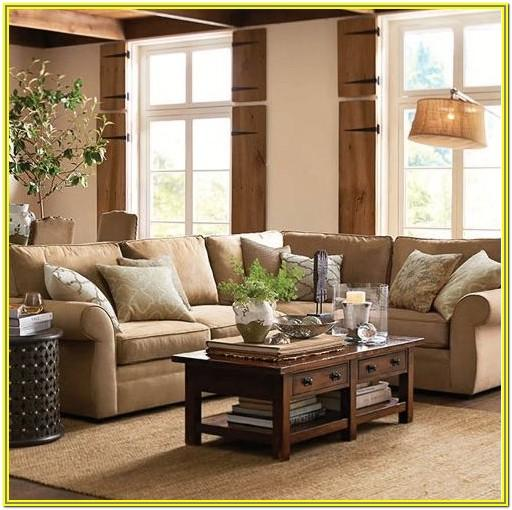 Pottery Barn Living Room Ideas Pinterest