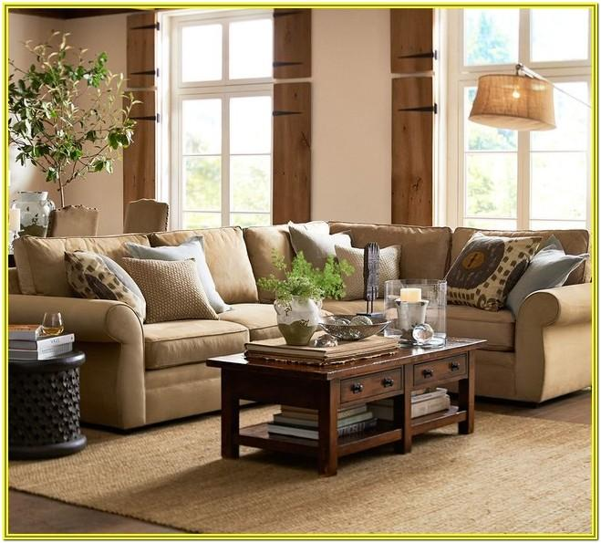 Pottery Barn Living Room Ideas