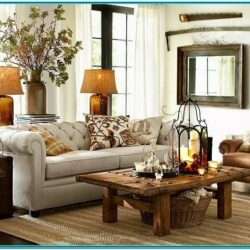 Pottry Barn Decor For Living Room