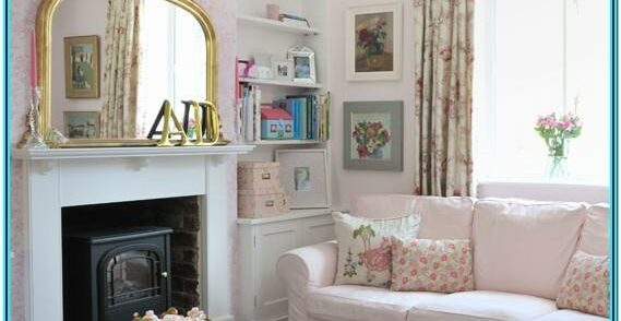 Pretty Decorated Living Rooms
